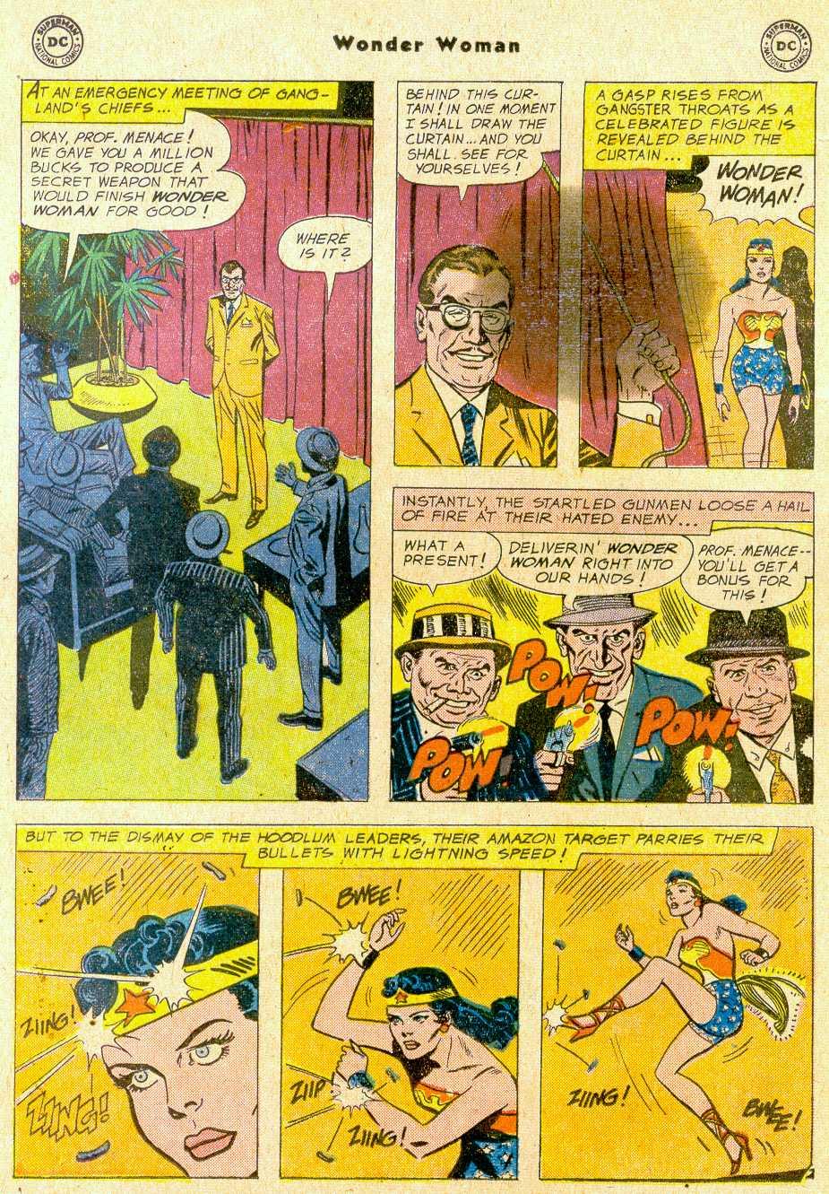 Read online Wonder Woman (1942) comic -  Issue #111 - 4