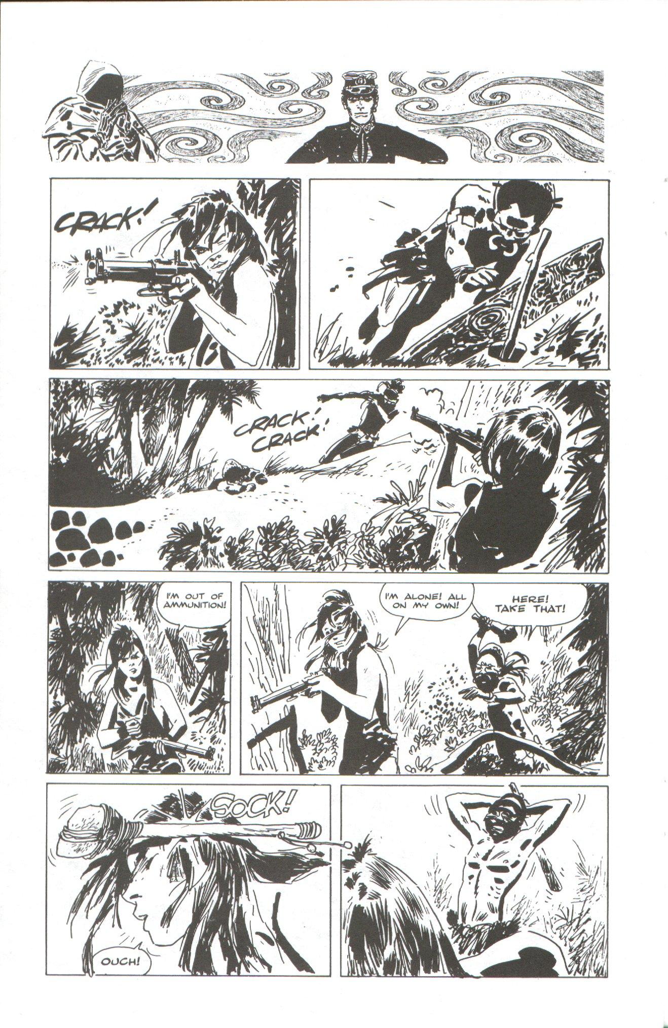 Read online Corto Maltese: Ballad of the Salt Sea comic -  Issue #2 - 20
