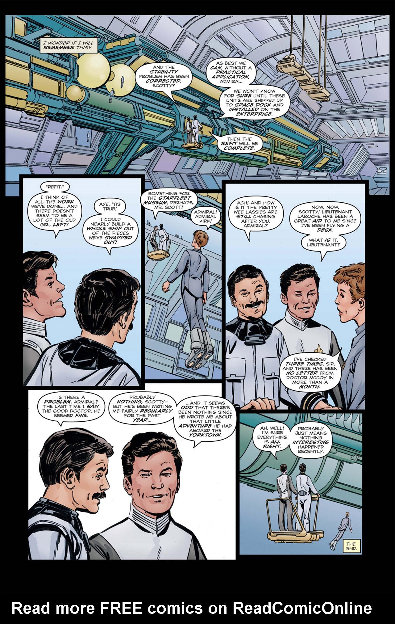 Read online Star Trek: Leonard McCoy, Frontier Doctor comic -  Issue #4 - 26