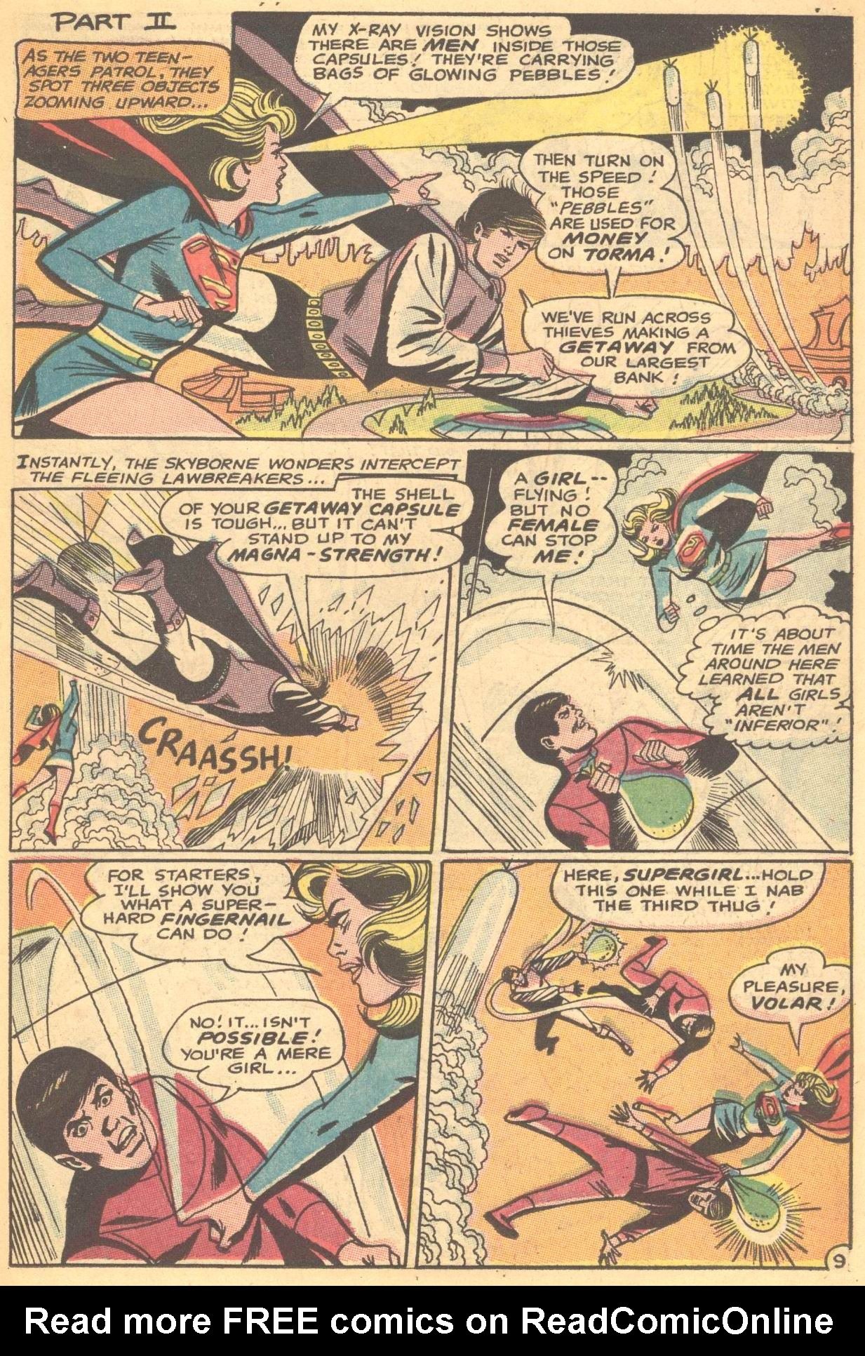 Read online Adventure Comics (1938) comic -  Issue #384 - 13
