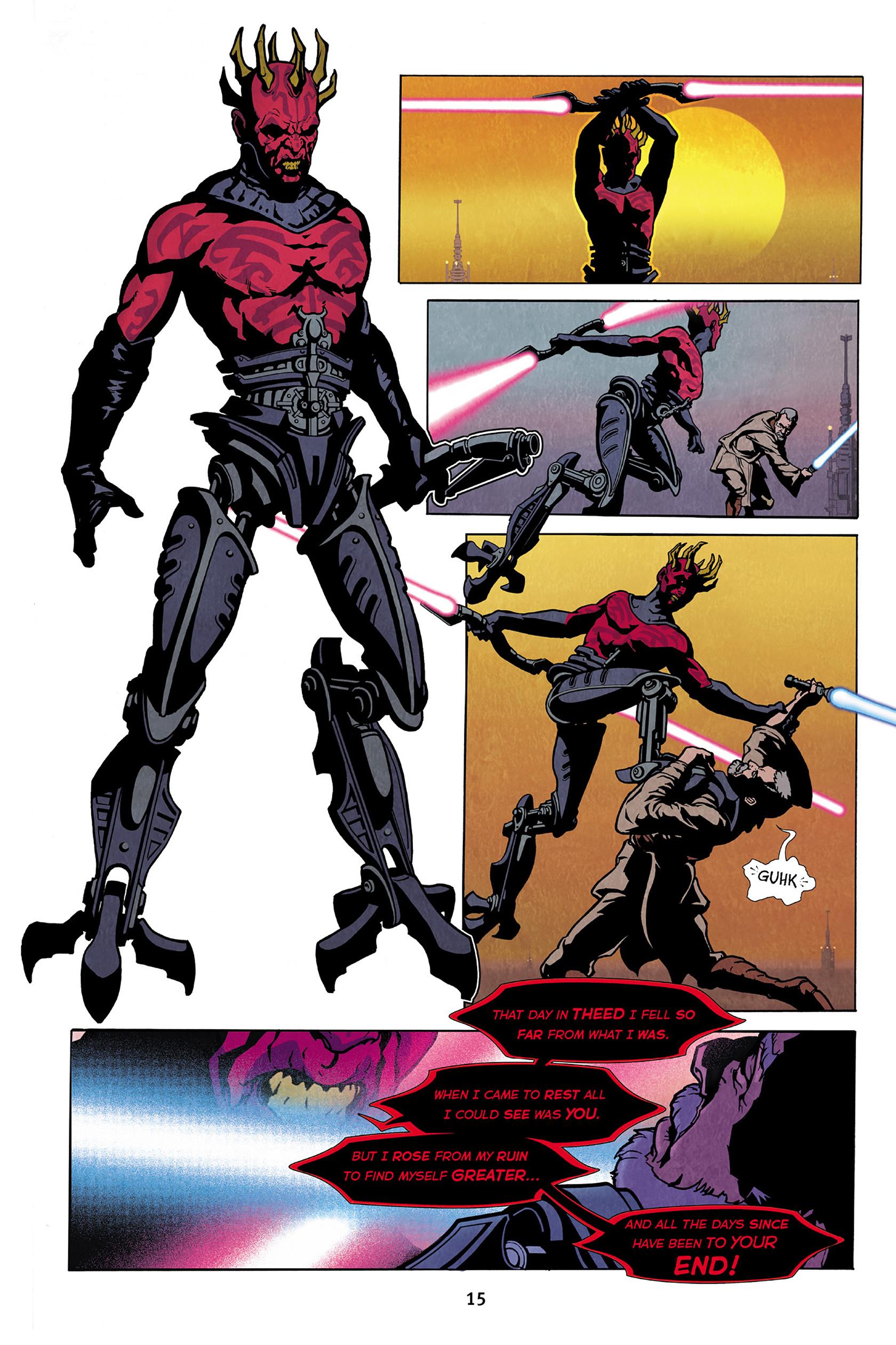 Read online Star Wars Omnibus comic -  Issue # Vol. 30 - 14