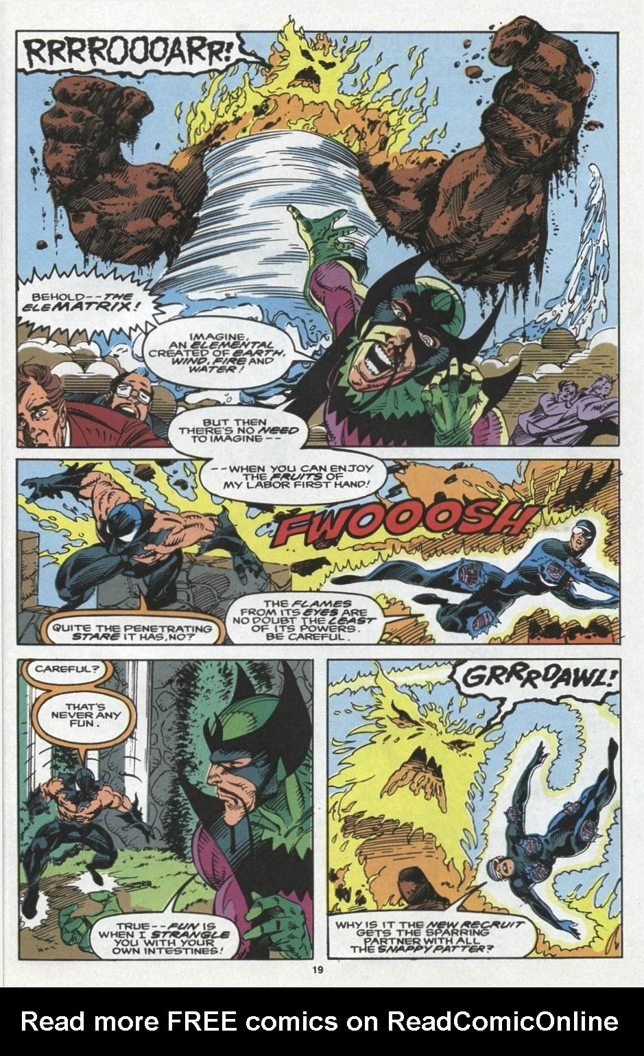 Read online Alpha Flight (1983) comic -  Issue #103 - 16
