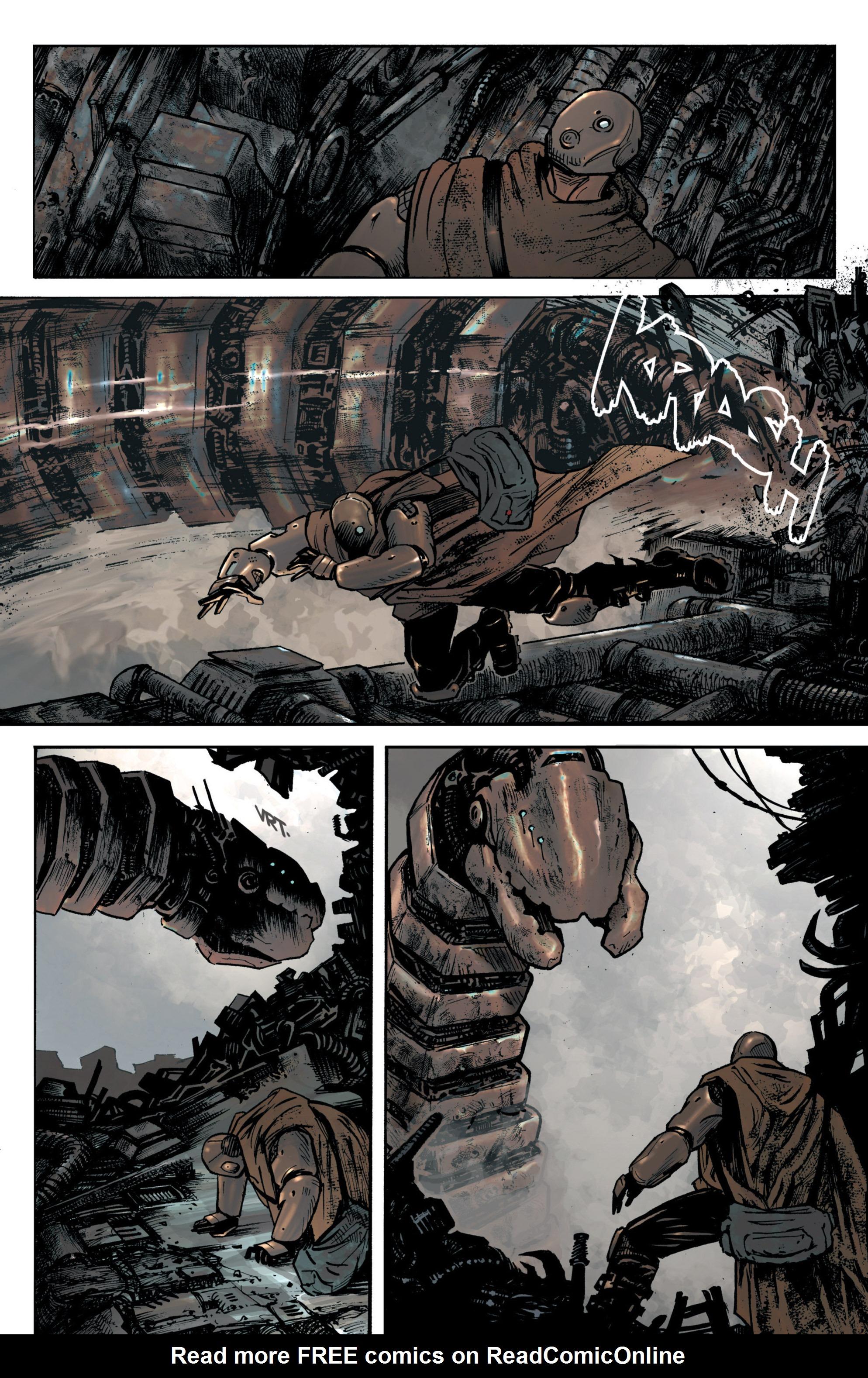 Read online Planetoid comic -  Issue # TPB - 23