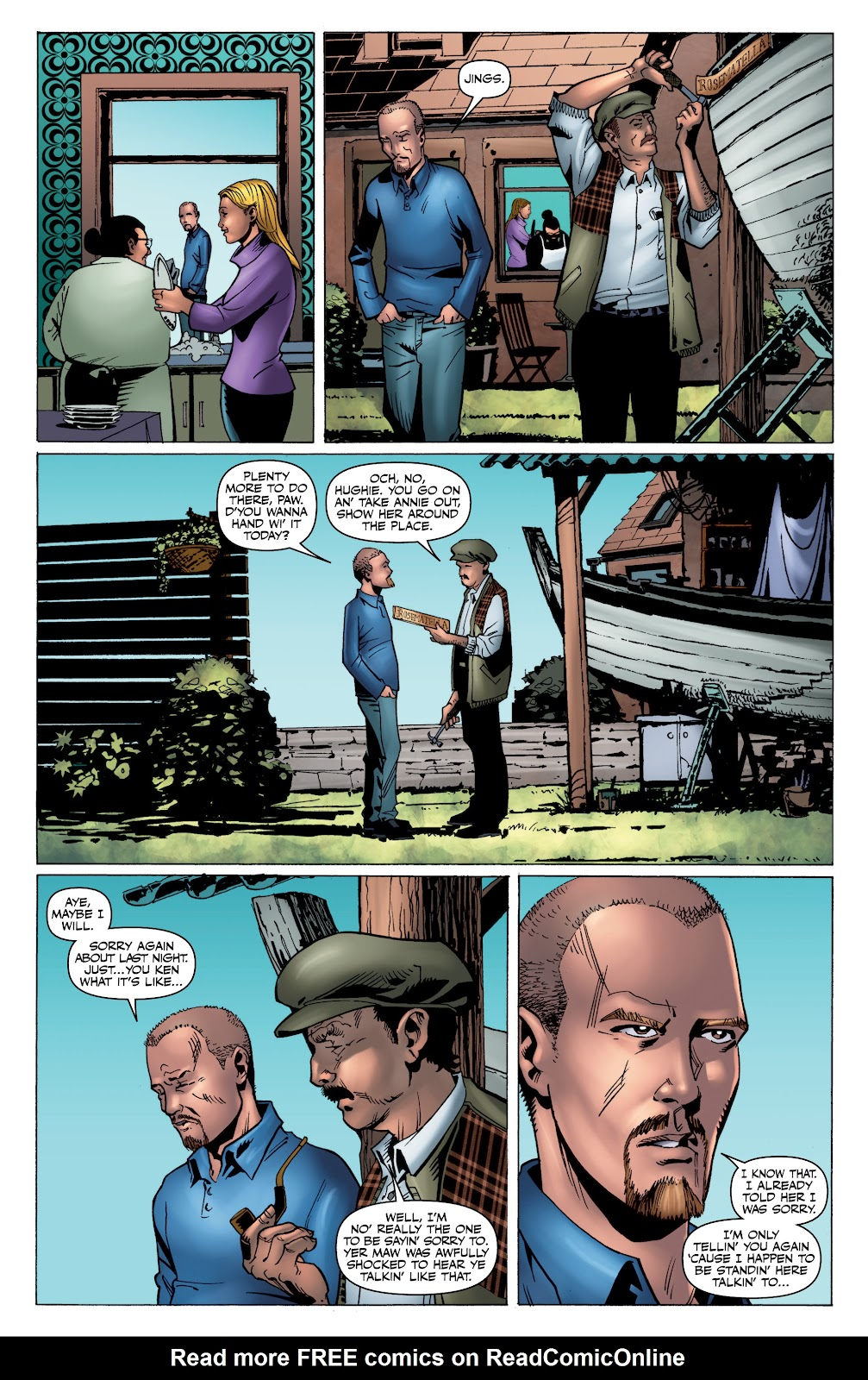 Read online The Boys Omnibus comic -  Issue # TPB 4 (Part 4) - 11