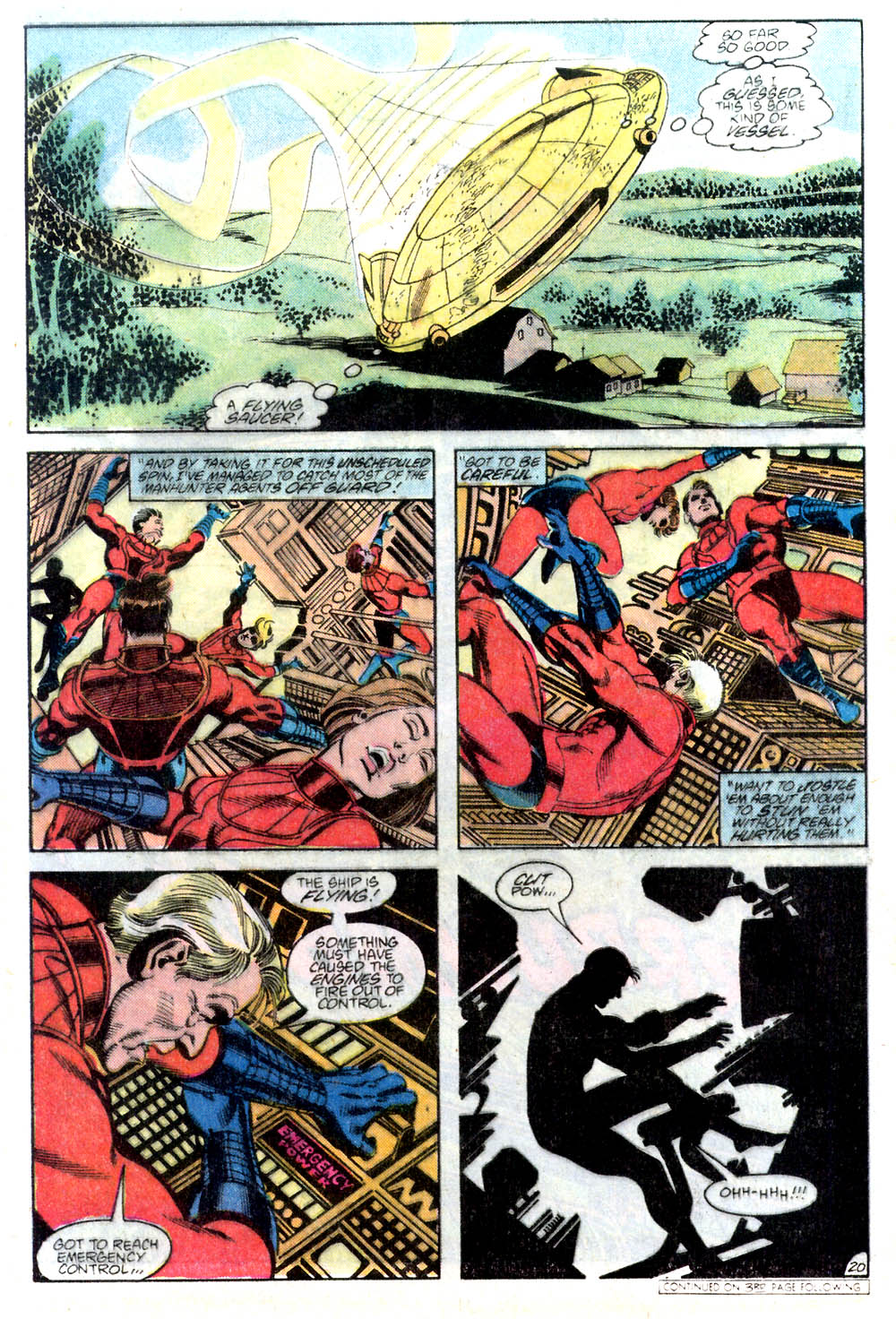 Read online Adventures of Superman (1987) comic -  Issue #436 - 21