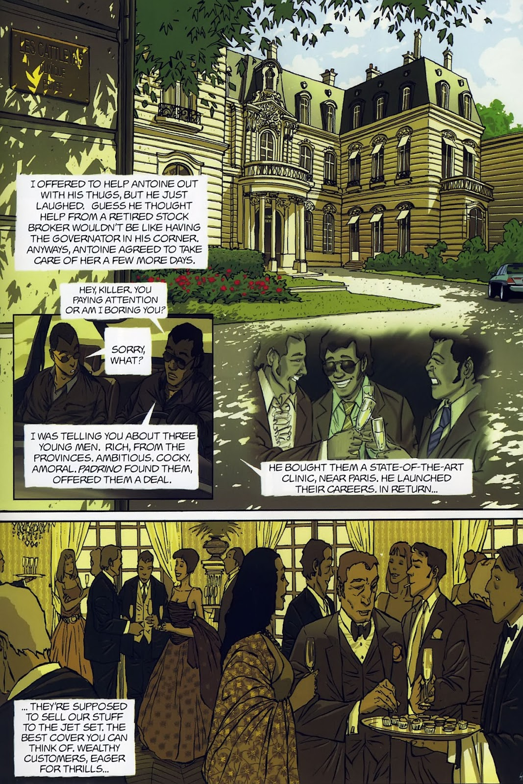 Read online The Killer comic -  Issue #8 - 13