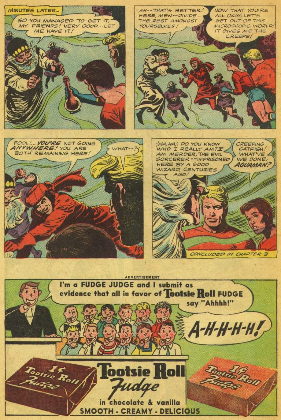 Read online Aquaman (1962) comic -  Issue #5 - 20