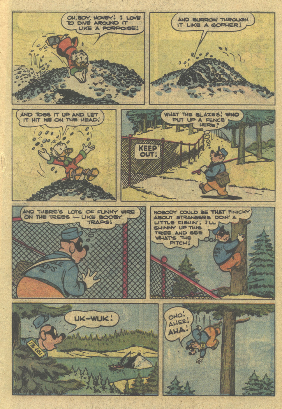 Read online Uncle Scrooge (1953) comic -  Issue #195 - 17