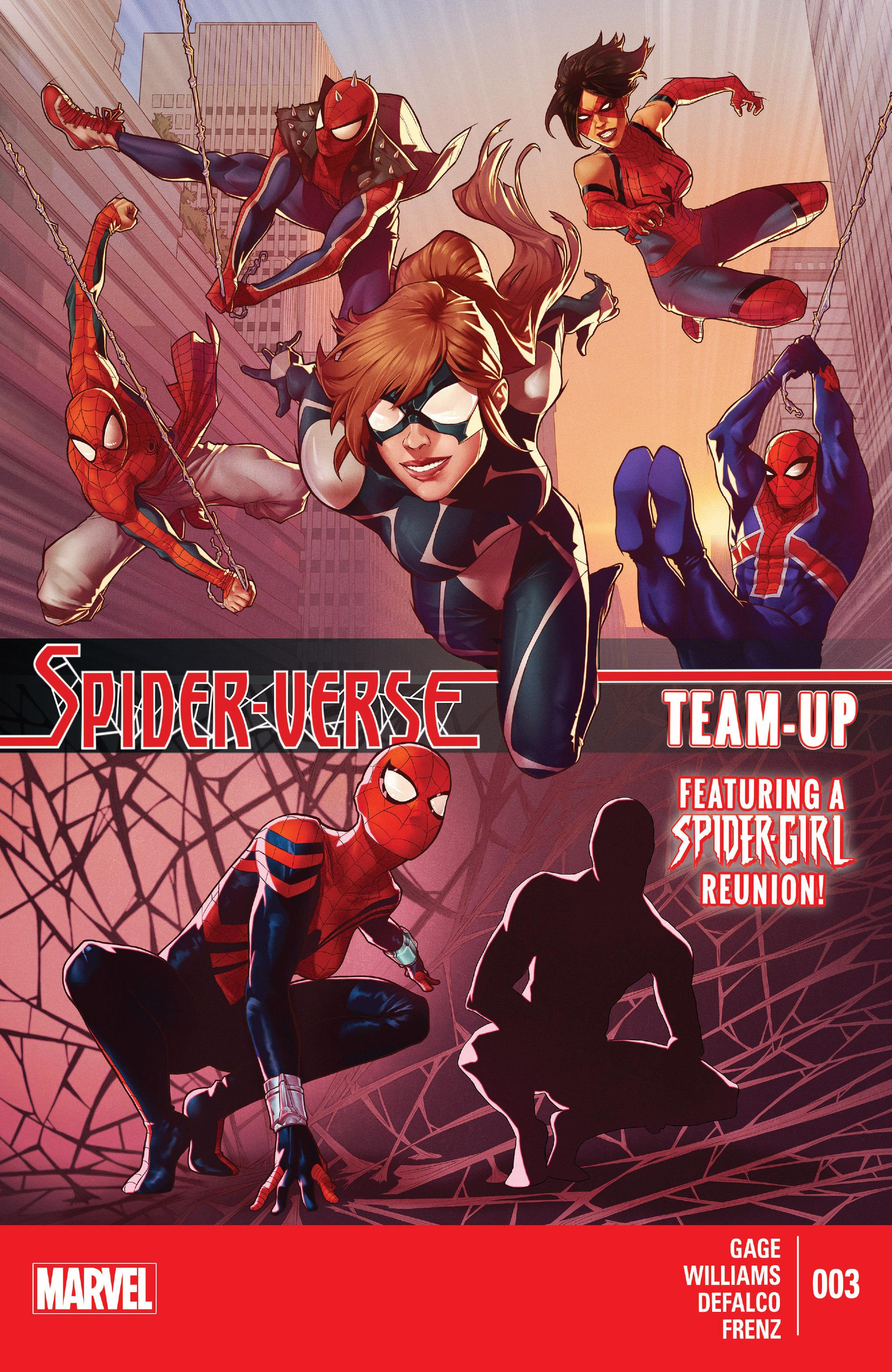 Spider-Verse Team-Up 3 Page 1