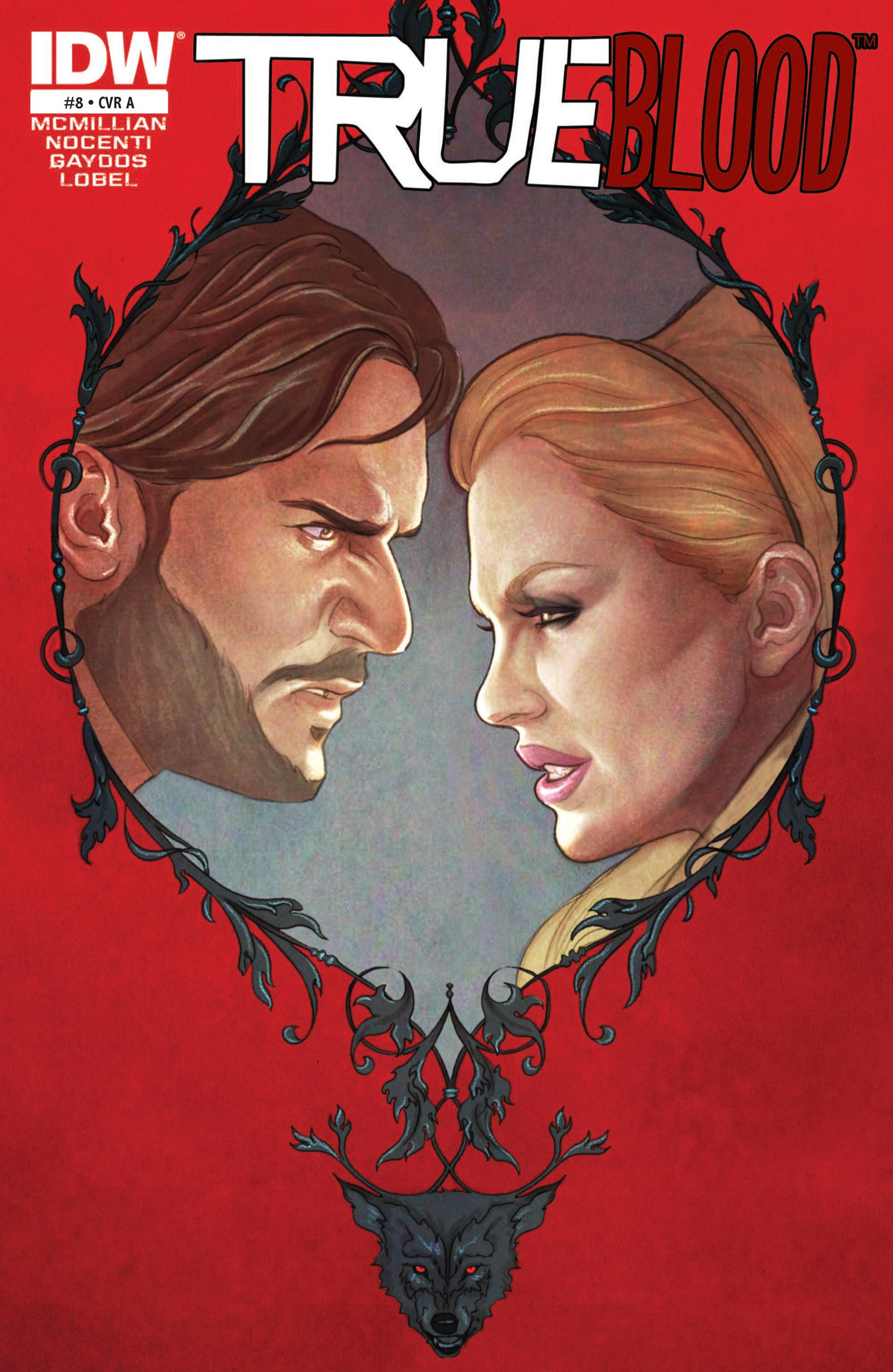 Read online True Blood (2012) comic -  Issue #8 - 1