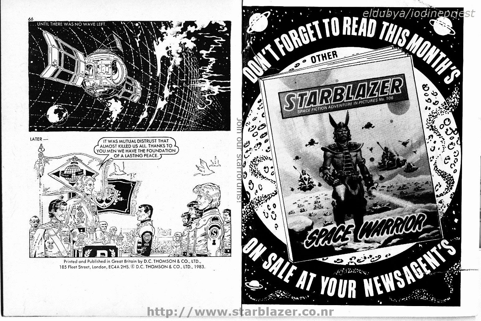 Starblazer issue 107 - Page 35