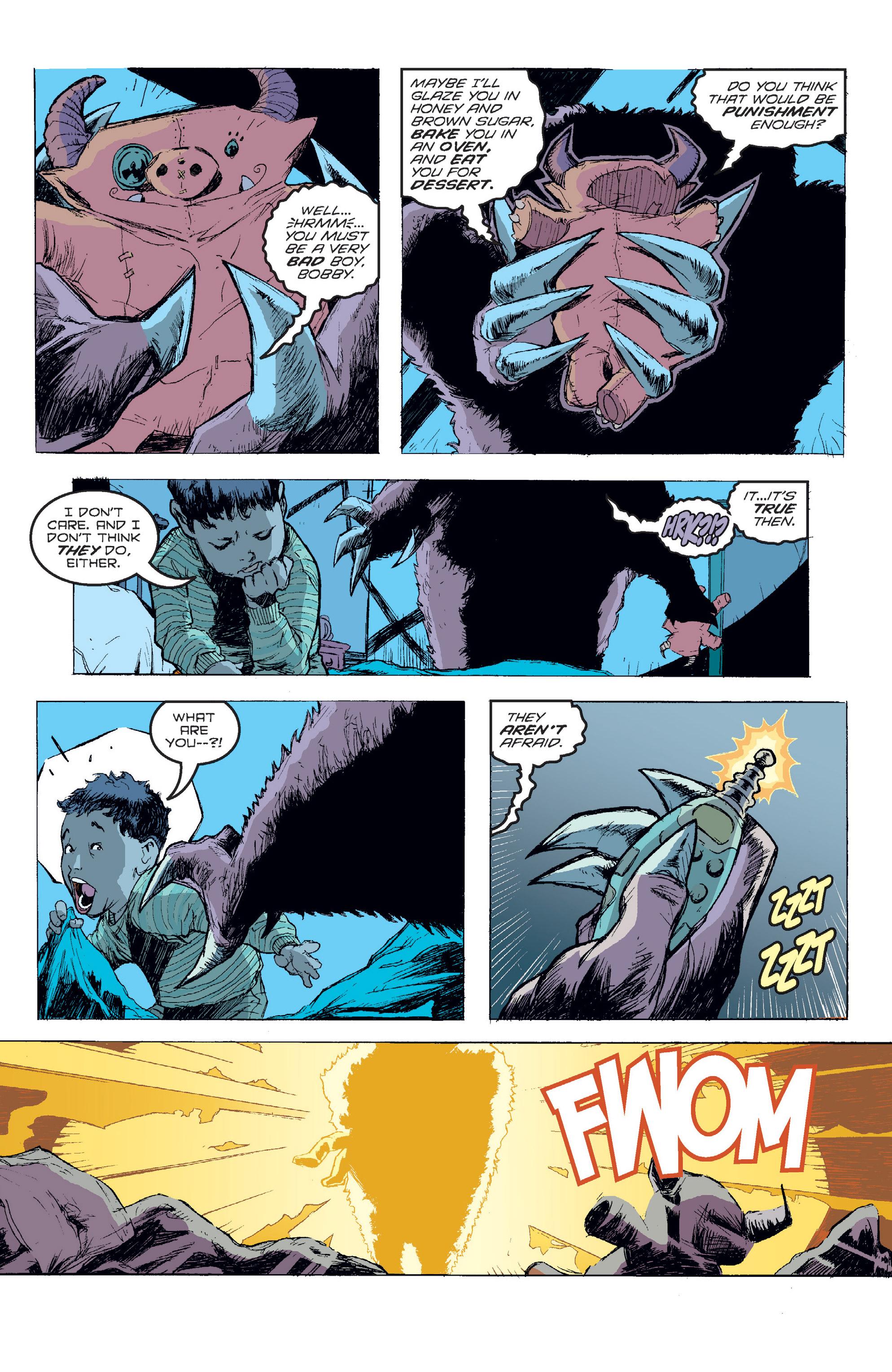 Read online B.P.R.D. (2003) comic -  Issue # TPB 2 - 86