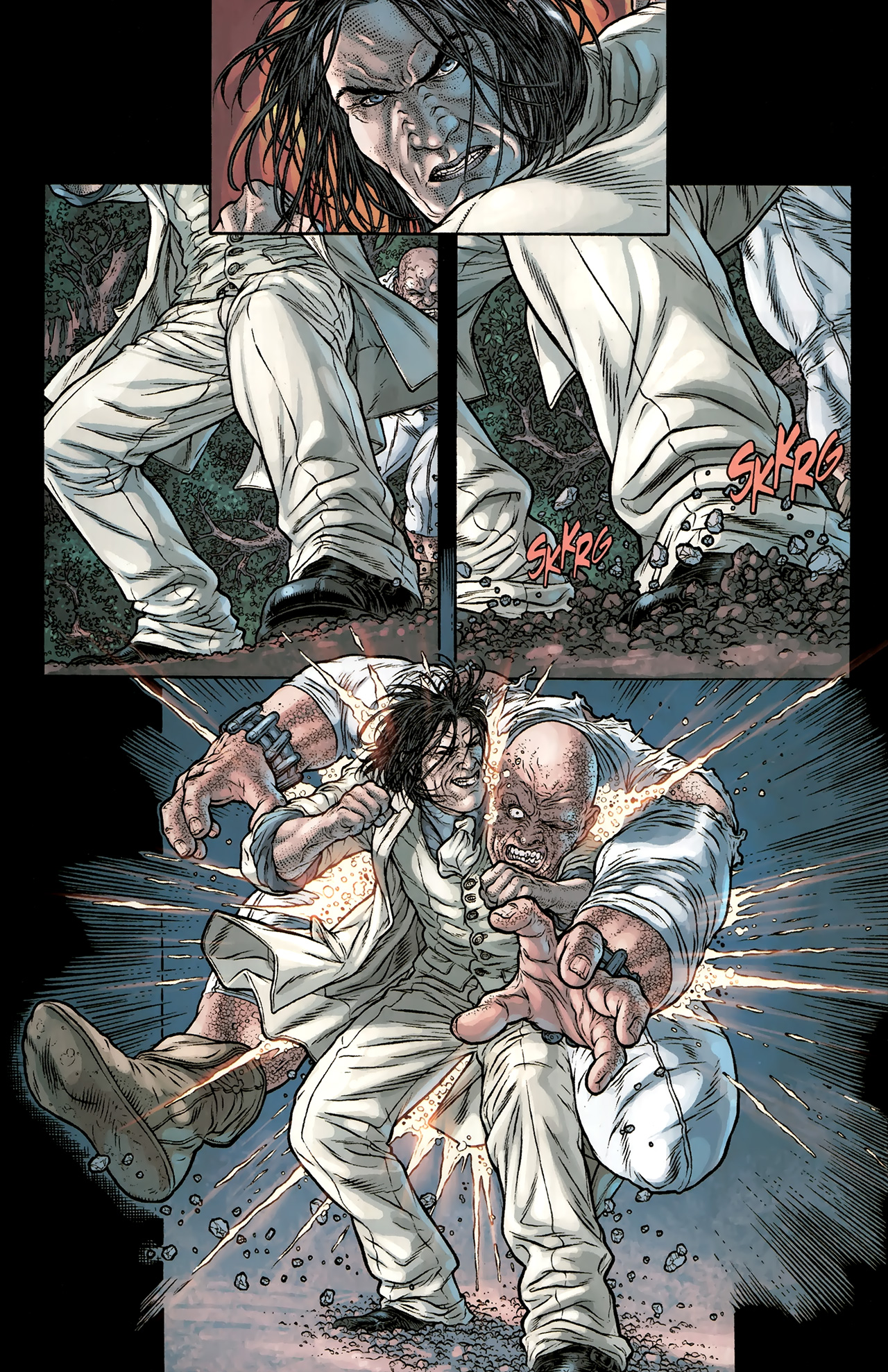 Read online Wolverine: The Best There Is comic -  Issue #10 - 19