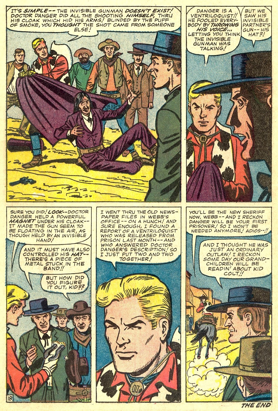 Kid Colt Outlaw issue 116 - Page 24