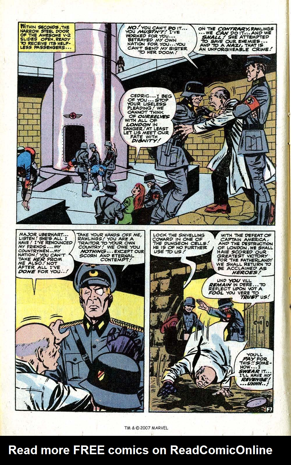 Read online Captain America (1968) comic -  Issue # _Annual 1 - 40