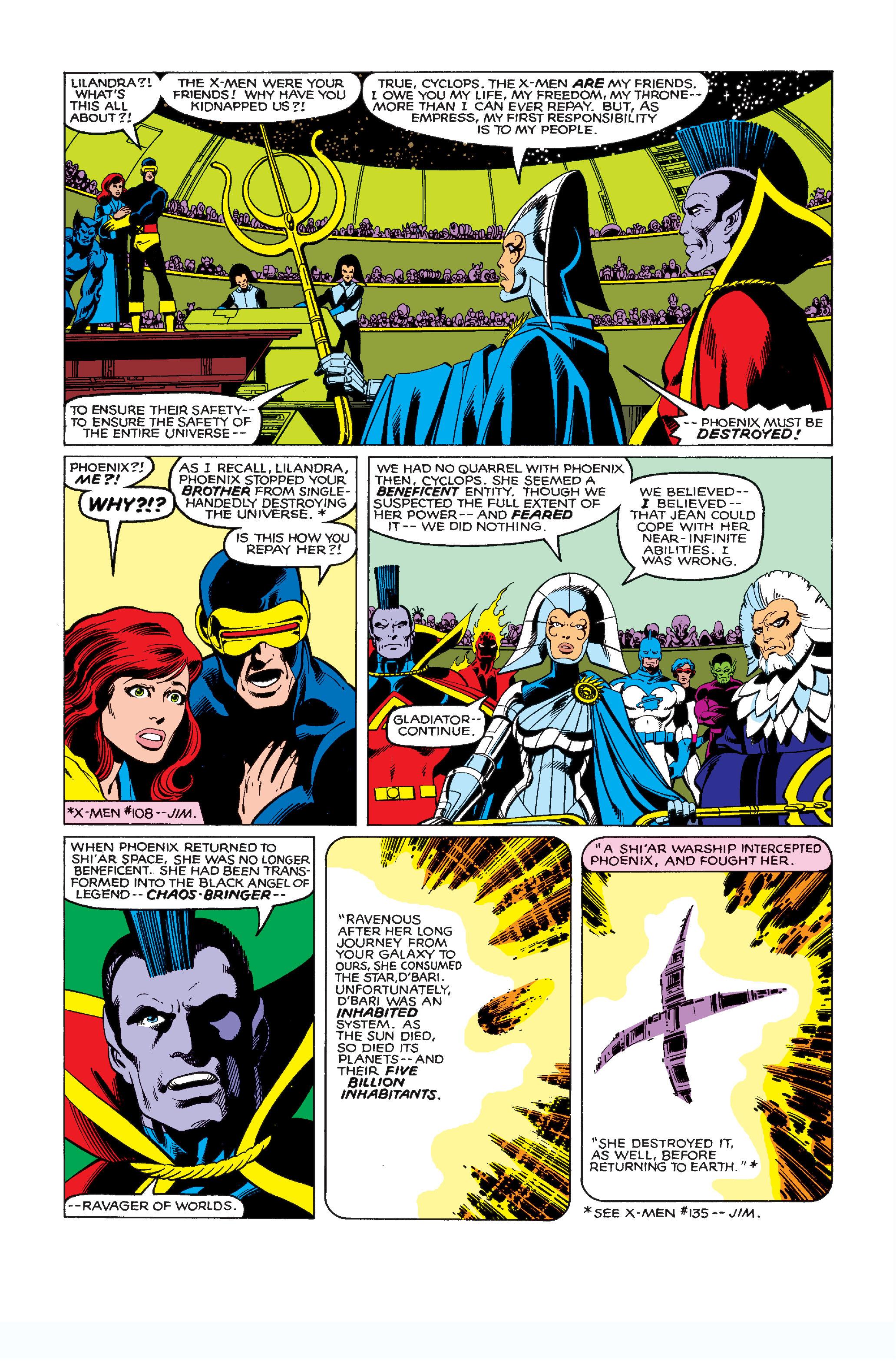 Uncanny X-Men (1963) 137 Page 3