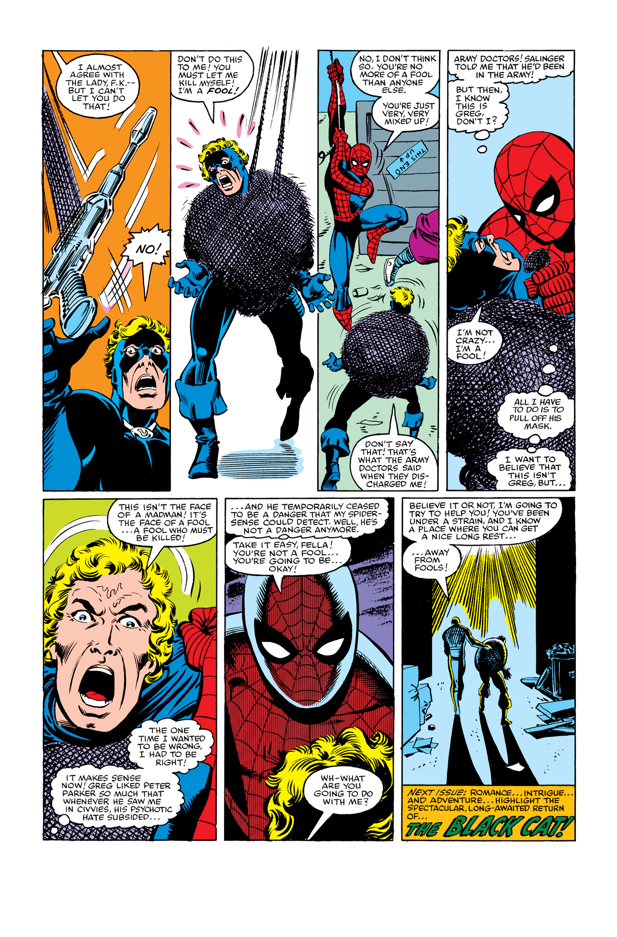 The Amazing Spider-Man (1963) 225 Page 21