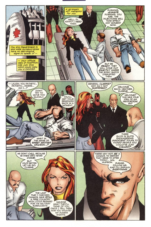 Read online Alpha Flight (1997) comic -  Issue #1 - 14