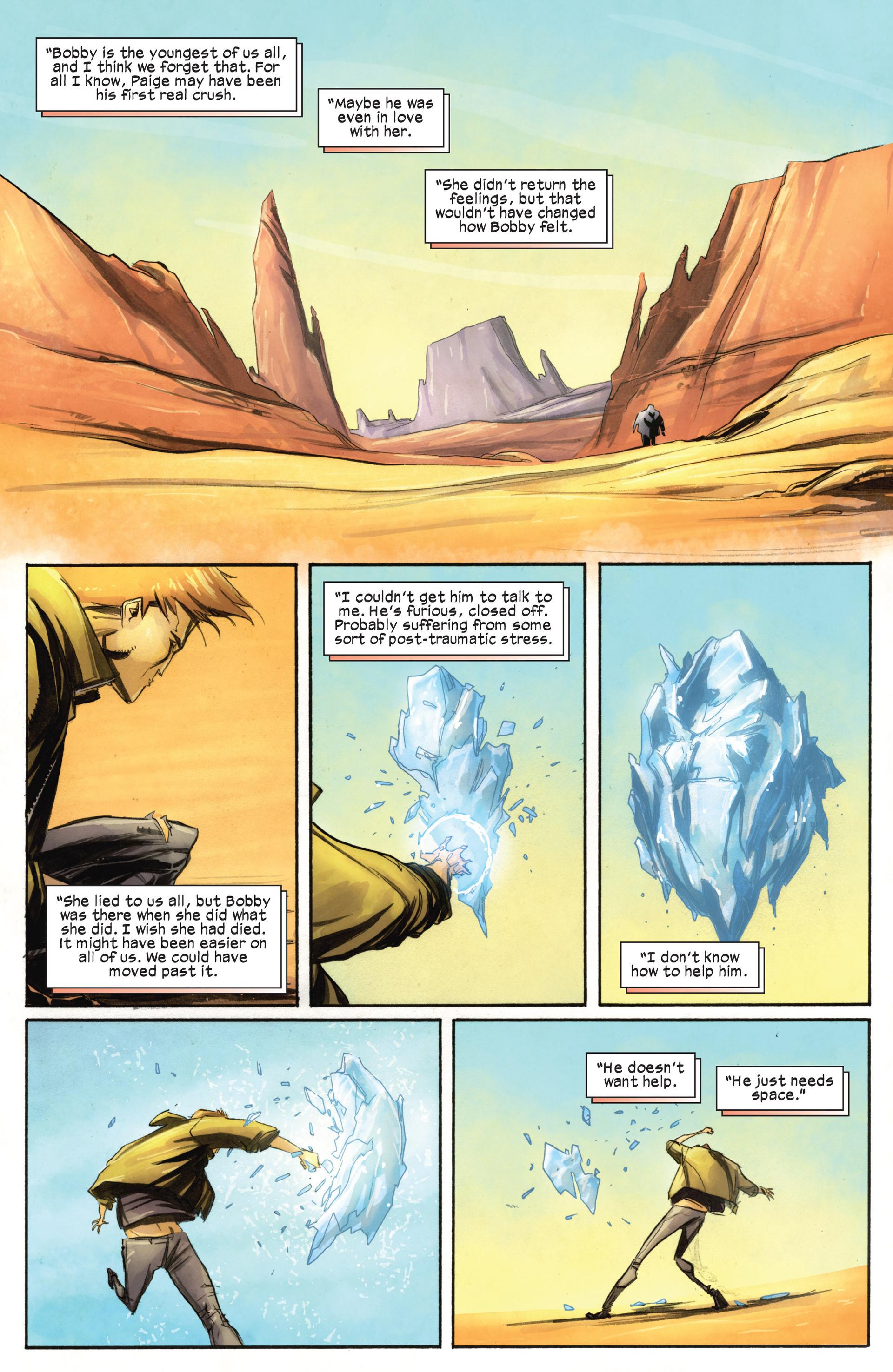 Read online Ultimate Comics X-Men comic -  Issue #18.1 - 10