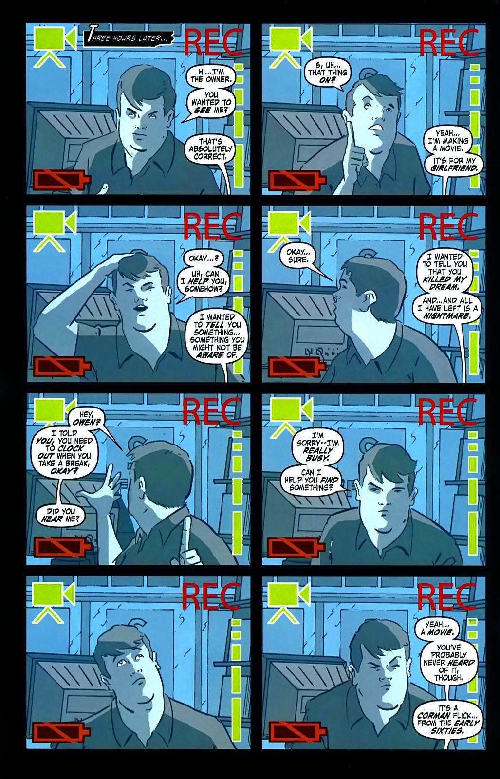 Read online Amazing Fantasy (2004) comic -  Issue #15 - 19