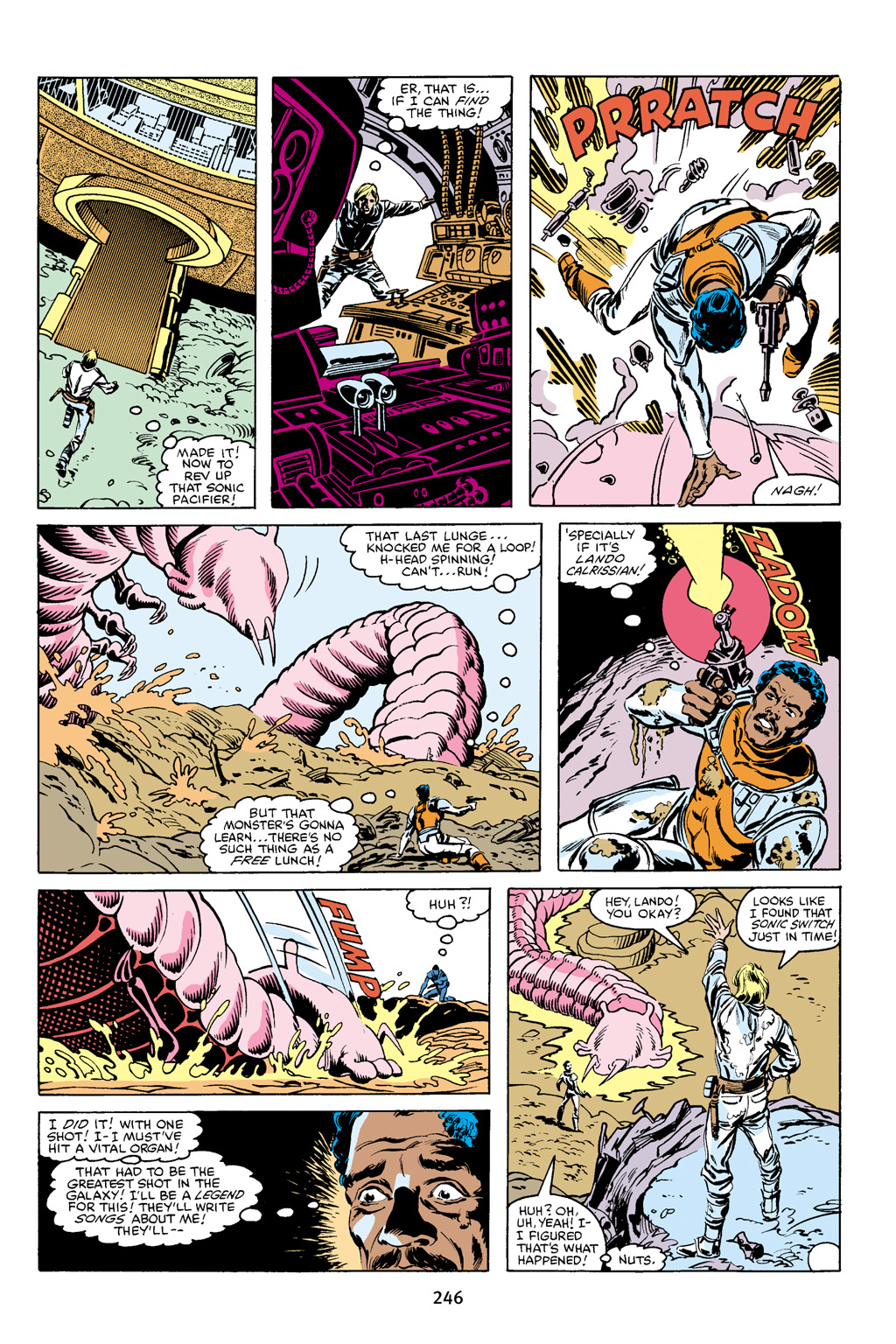 Read online Star Wars Omnibus comic -  Issue # Vol. 16 - 243