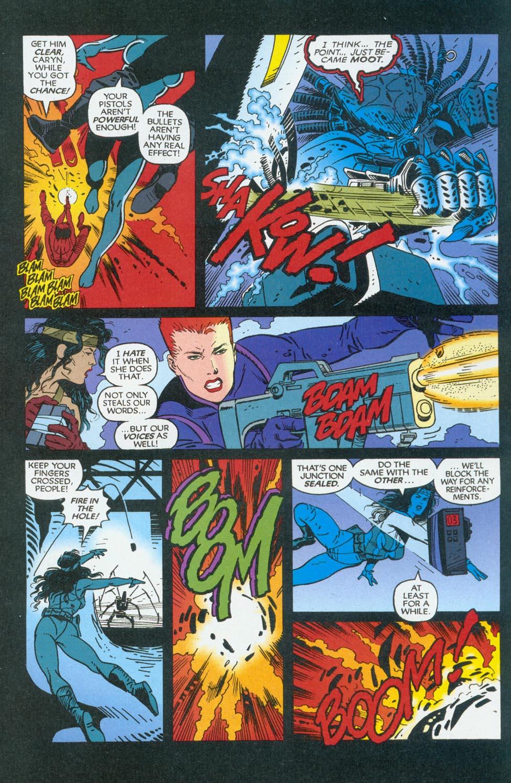 Read online Aliens/Predator: The Deadliest of the Species comic -  Issue #9 - 17