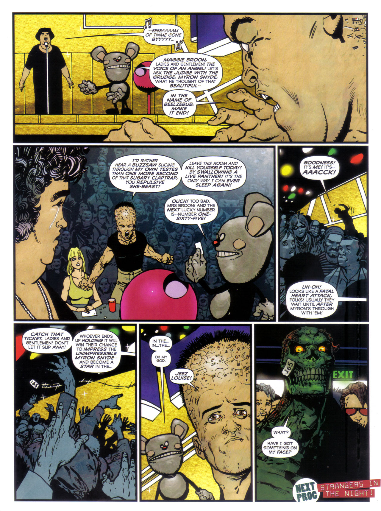 Read online 2000 AD comic -  Issue #1746 - 55