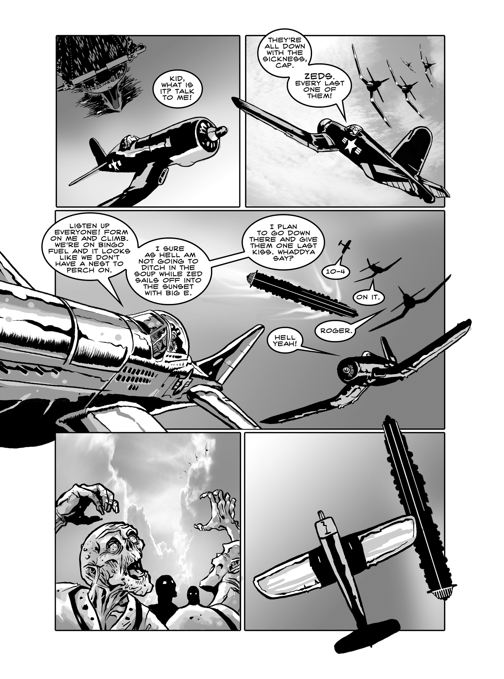 Read online FUBAR comic -  Issue #2 - 99