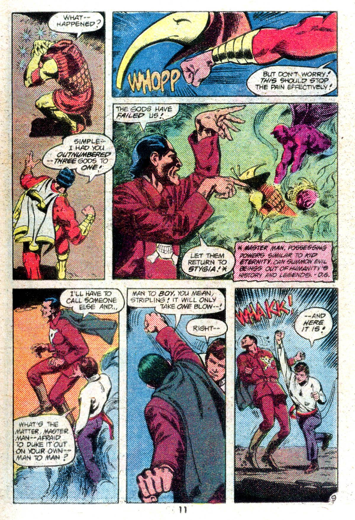 Read online Adventure Comics (1938) comic -  Issue #492 - 11