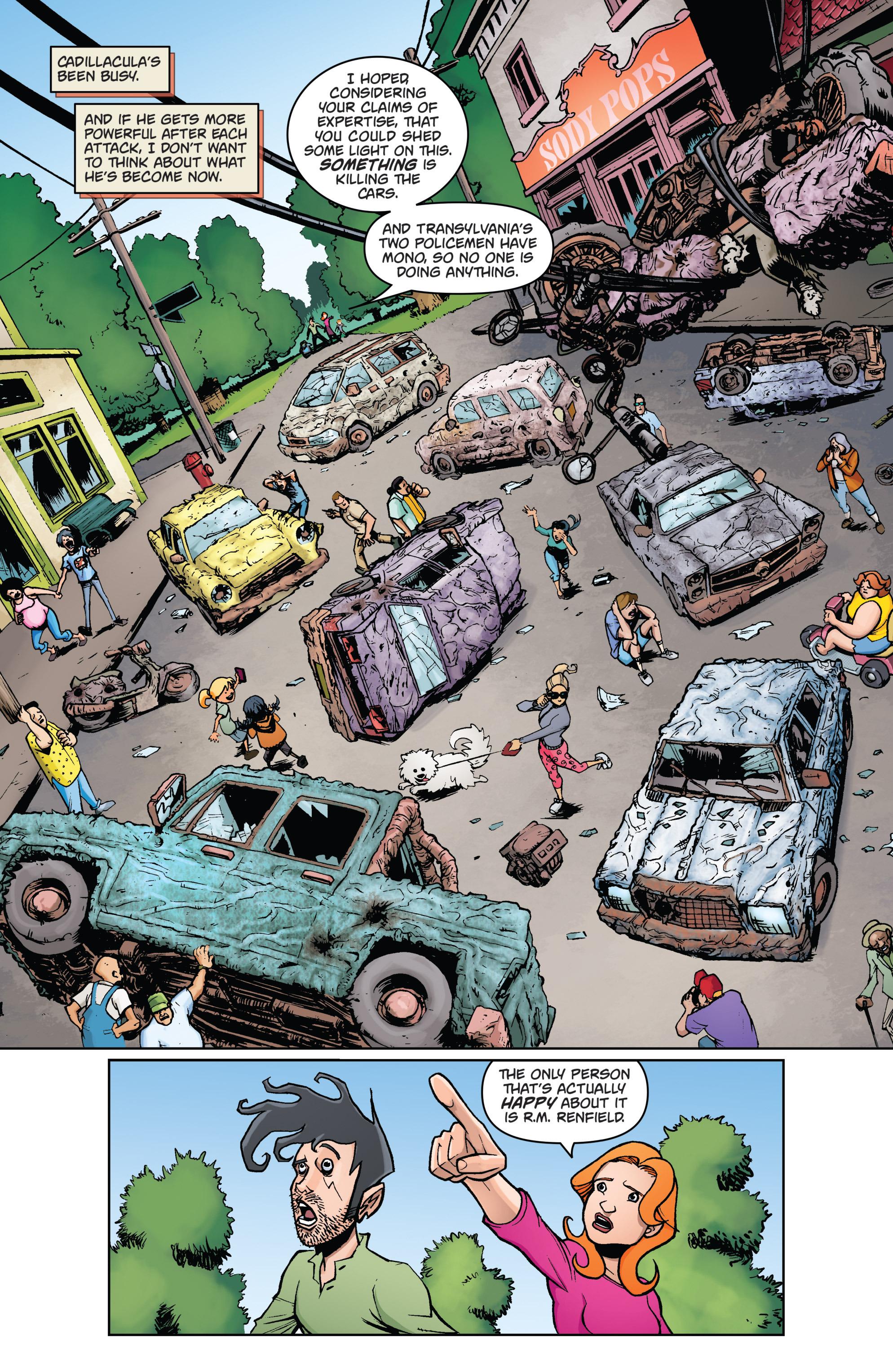 Read online Monster Motors comic -  Issue # Full - 22