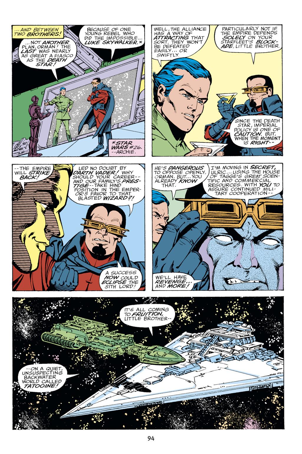 Read online Star Wars Omnibus comic -  Issue # Vol. 14 - 94