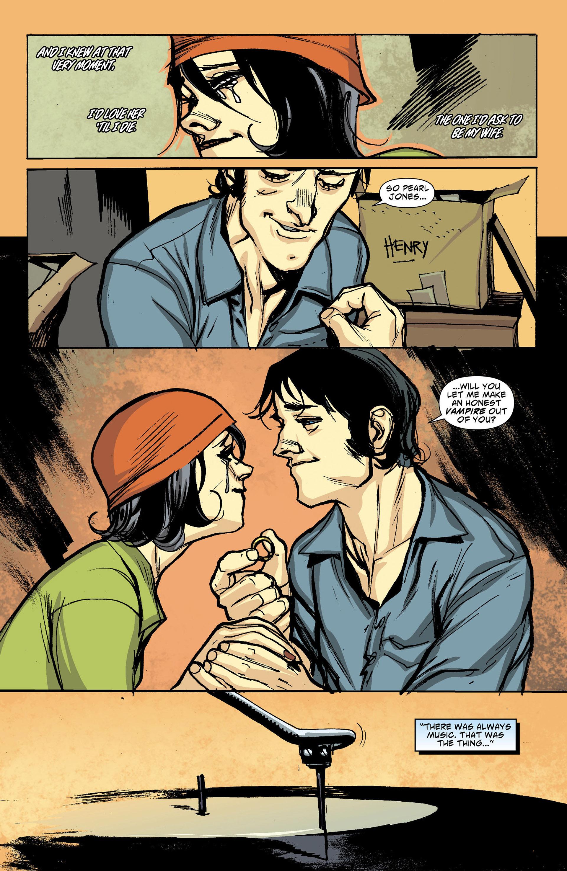 Read online American Vampire comic -  Issue #30 - 4