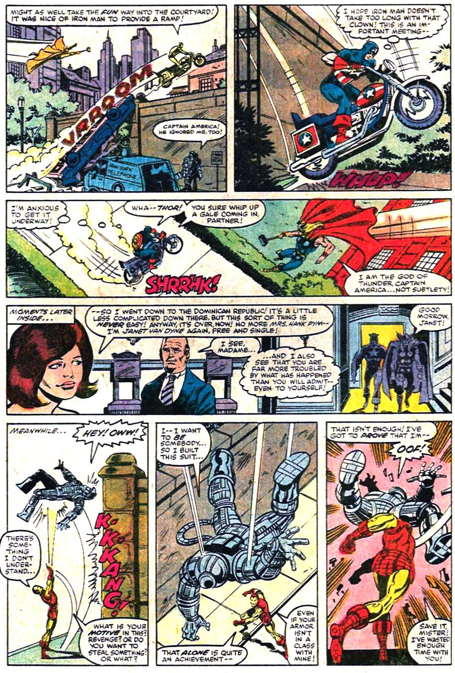The Avengers (1963) 217 Page 4