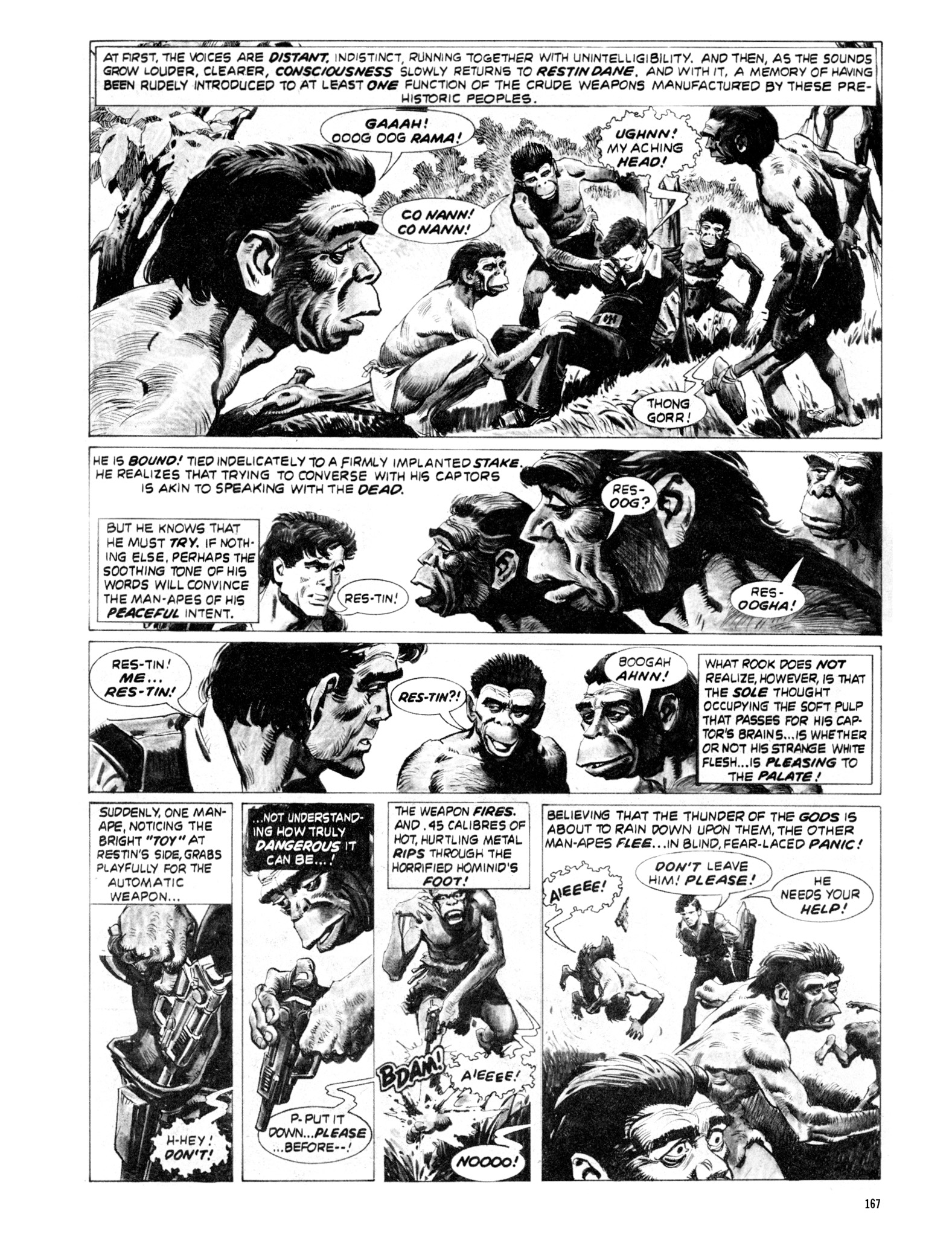 Read online Eerie Archives comic -  Issue # TPB 20 - 167