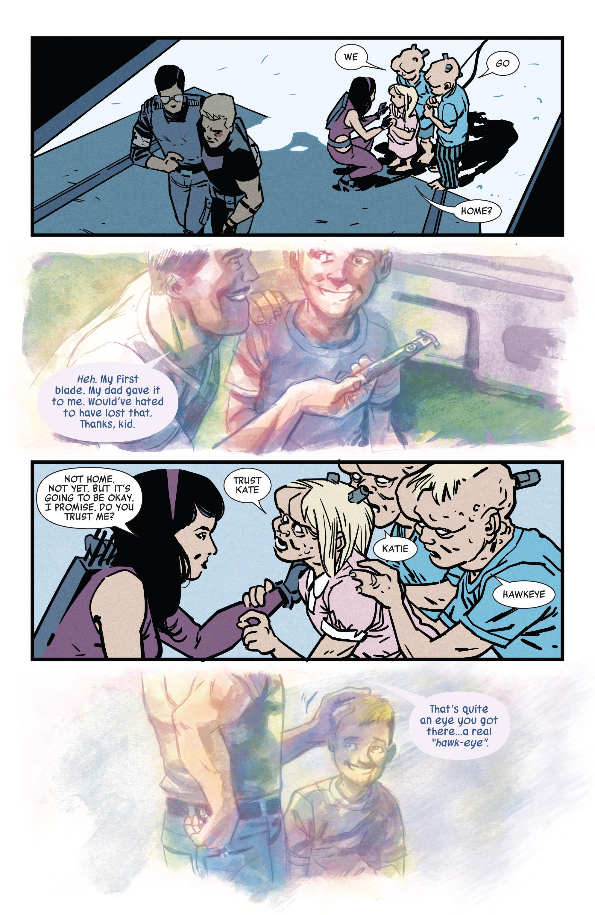 Read online All-New Hawkeye (2015) comic -  Issue #2 - 20