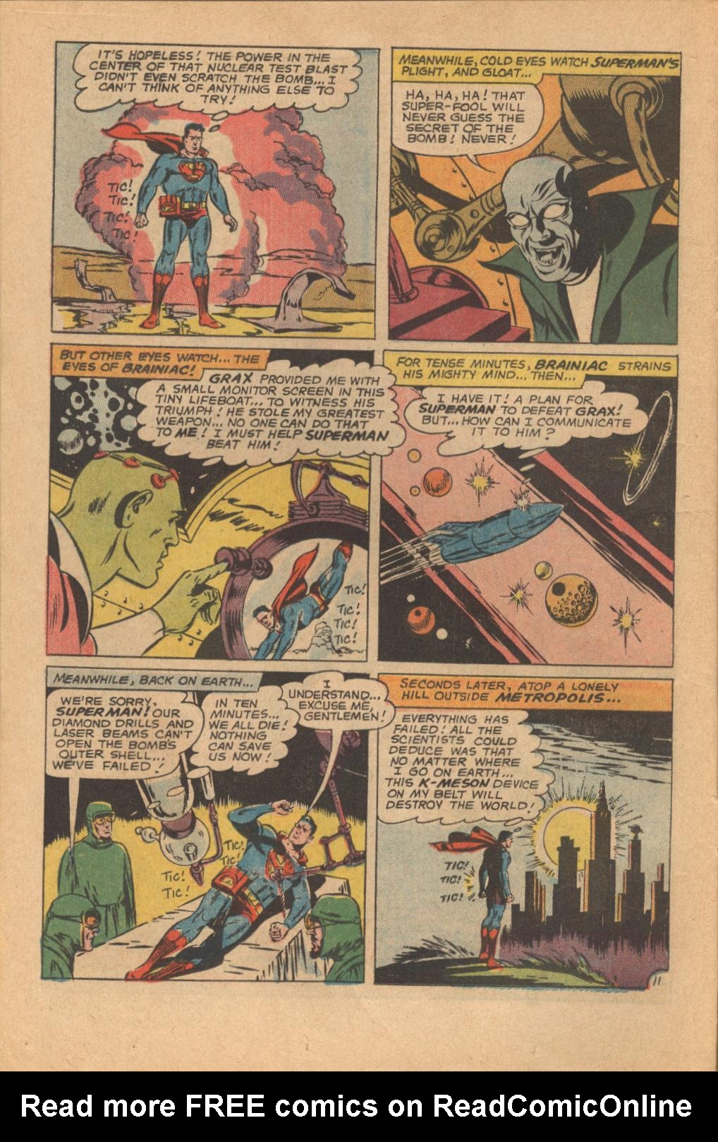 Read online Action Comics (1938) comic -  Issue #342 - 14