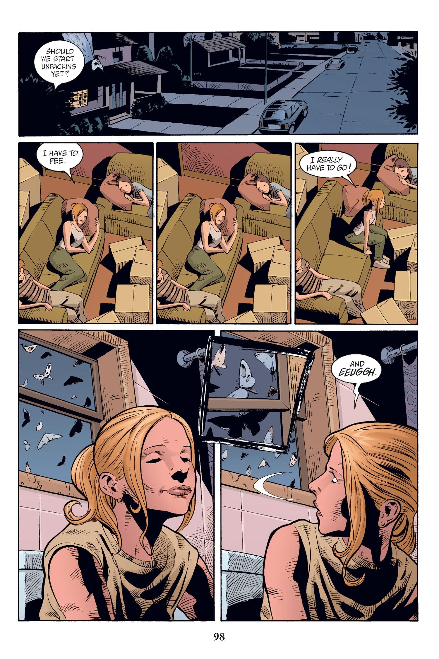 Read online Buffy the Vampire Slayer: Omnibus comic -  Issue # TPB 2 - 95