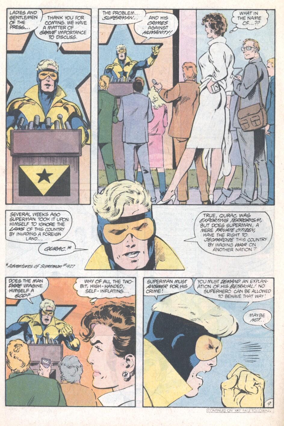 Action Comics (1938) 594 Page 9