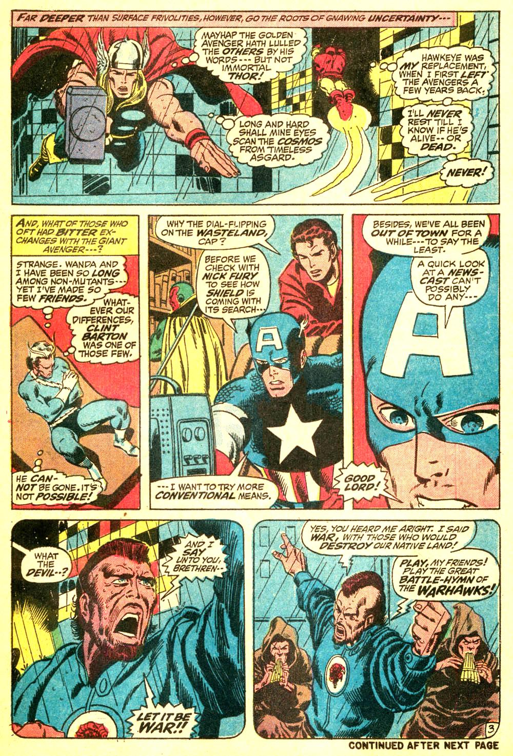 The Avengers (1963) 98 Page 3