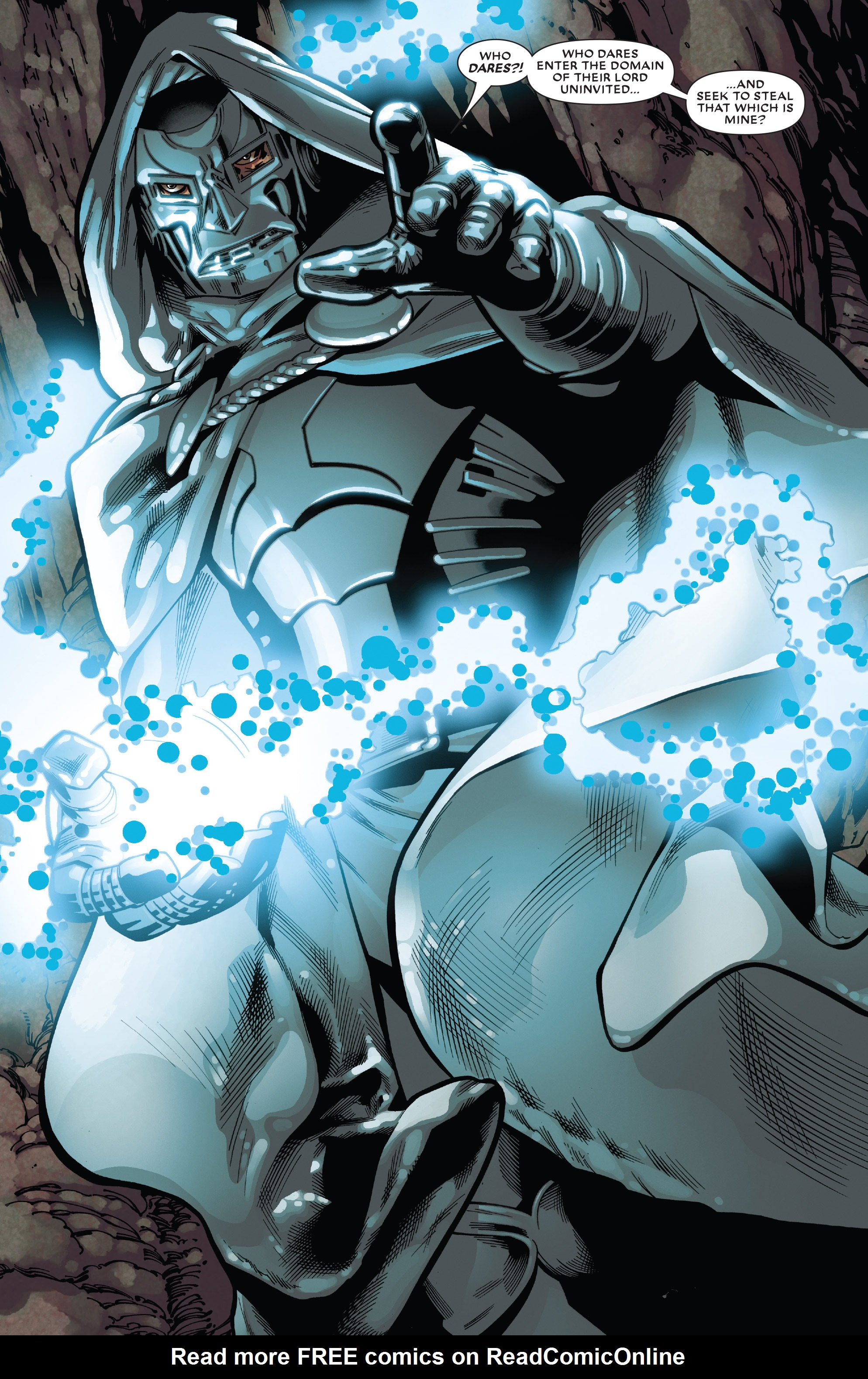Read online Future Imperfect comic -  Issue #5 - 9