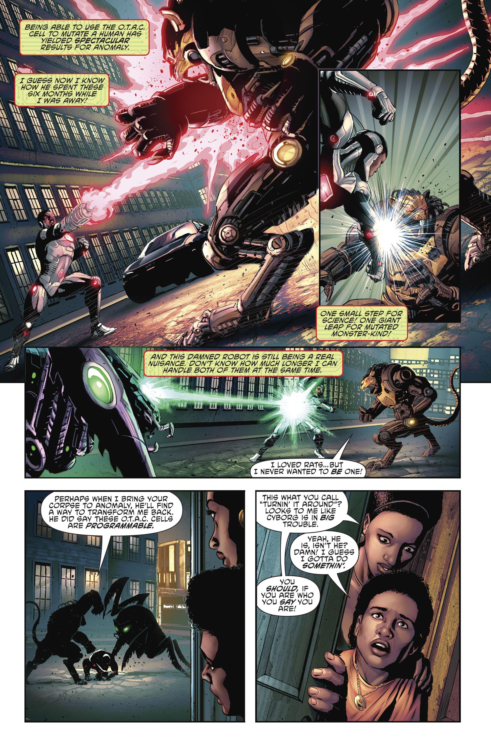 Read online Cyborg (2016) comic -  Issue #12 - 19
