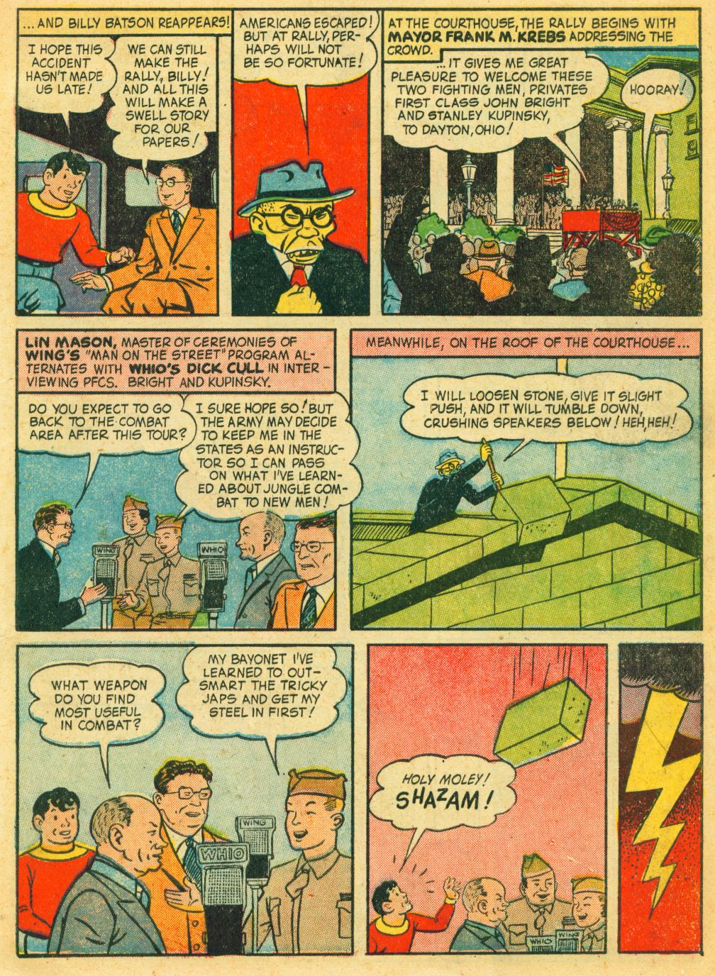 Captain Marvel Adventures issue 41 - Page 23