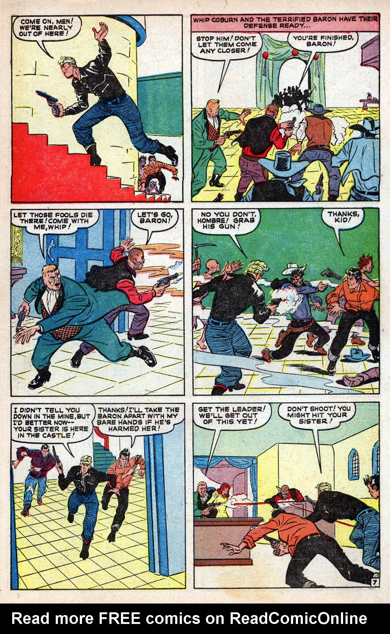 Read online Two-Gun Kid comic -  Issue #8 - 9