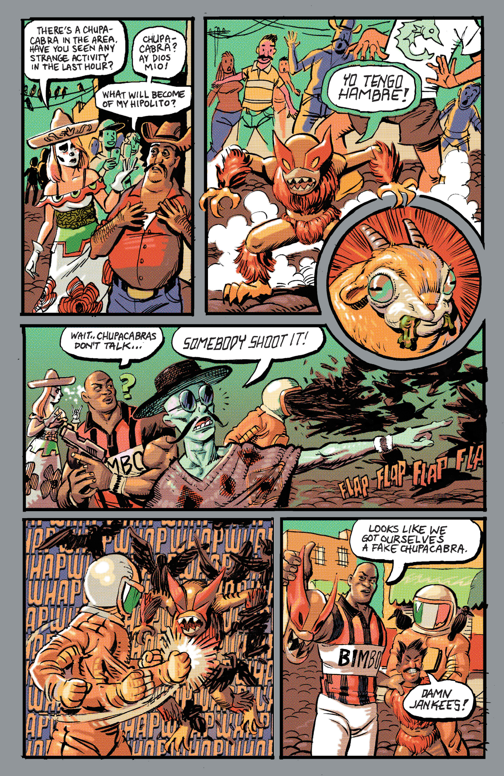 Read online Hoax Hunters (2012) comic -  Issue # TPB 2 - 108