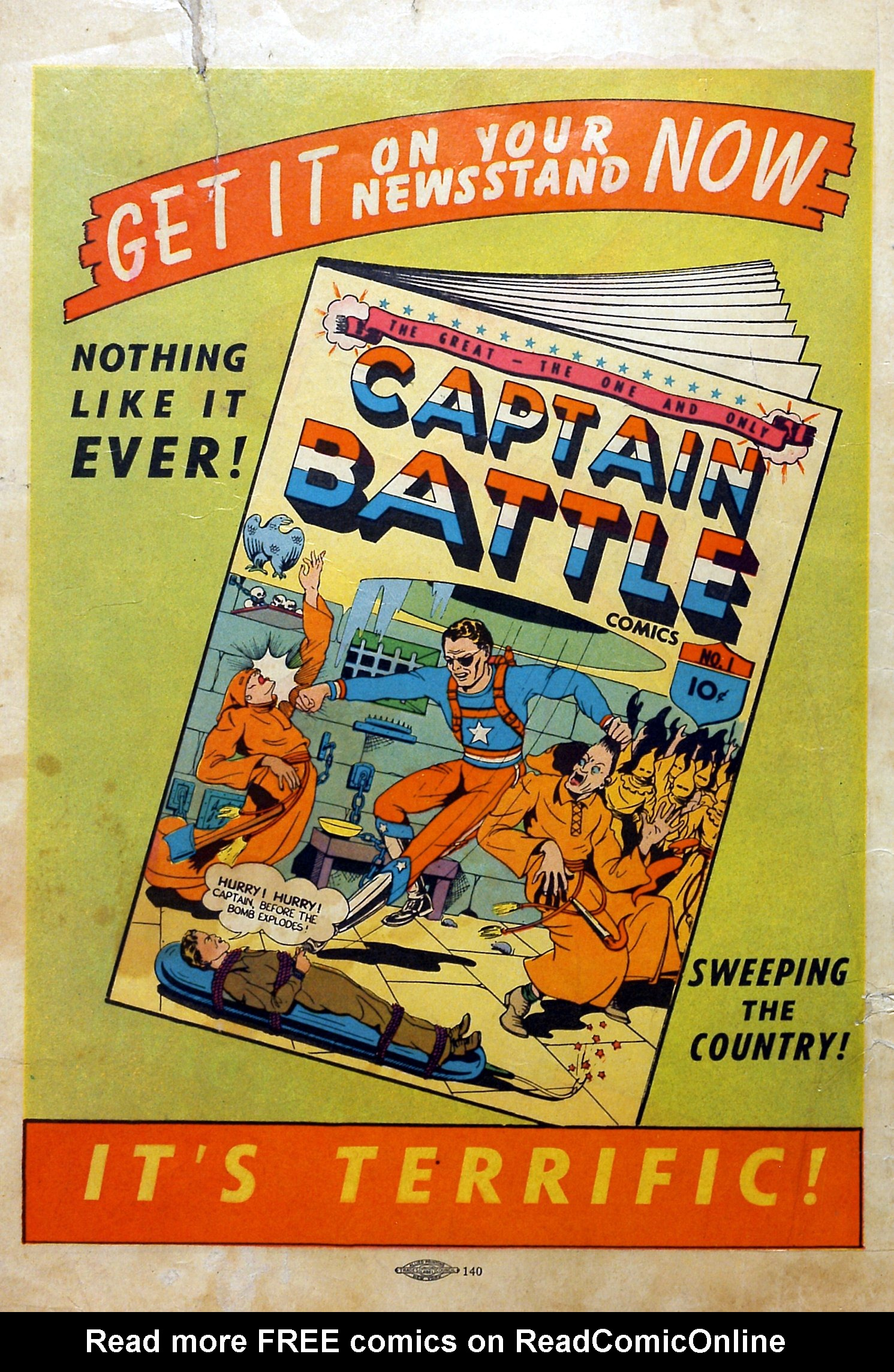 Daredevil (1941) issue 3 - Page 68