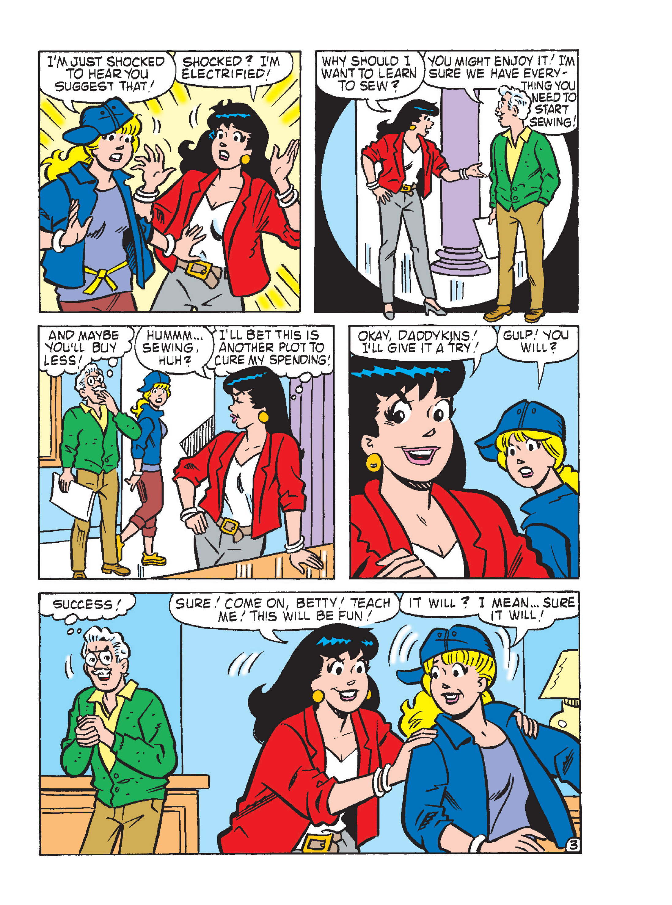 Read online Archie 1000 Page Comics Blowout! comic -  Issue # TPB (Part 2) - 201