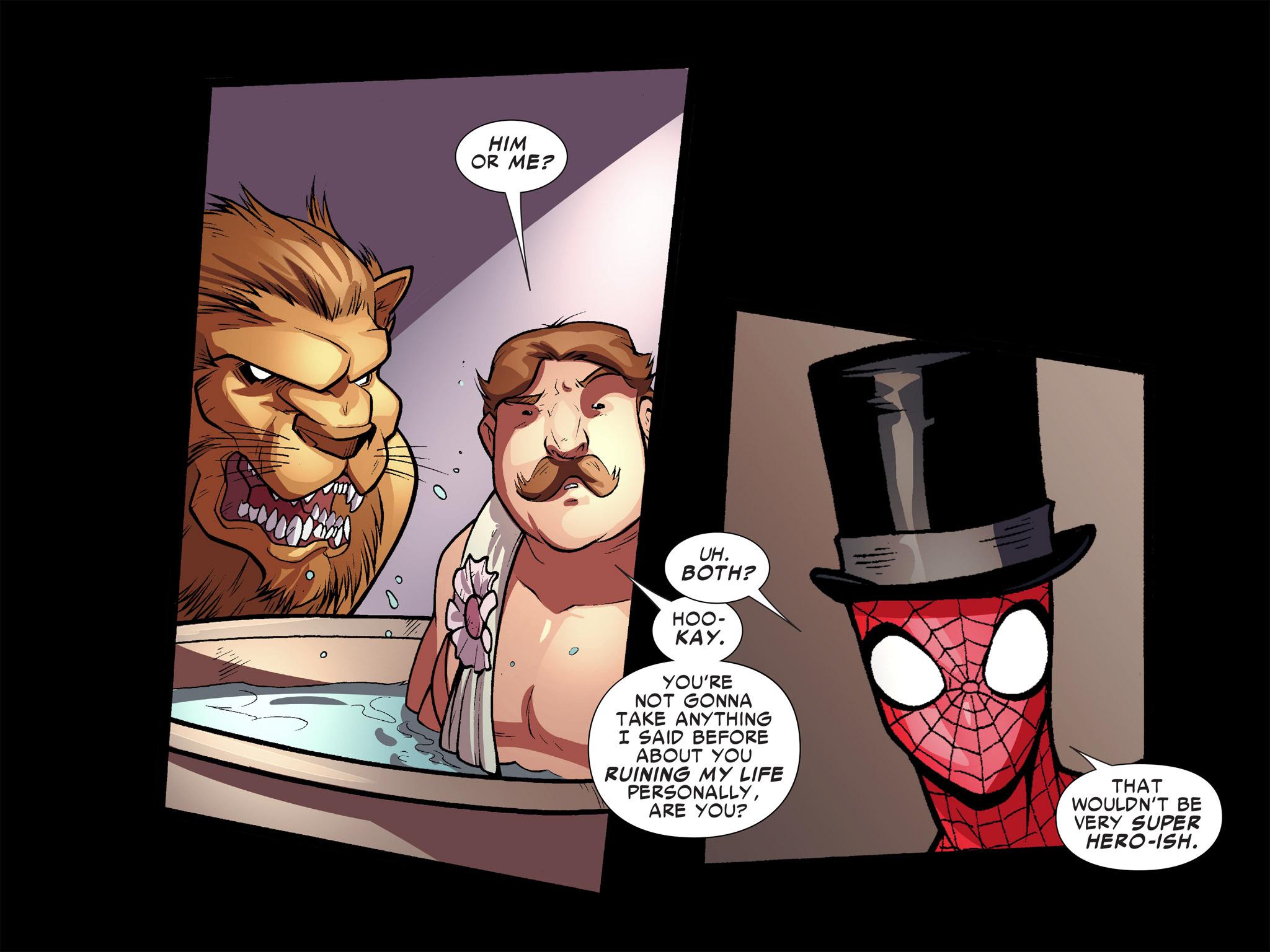 Read online Ultimate Spider-Man (Infinite Comics) (2016) comic -  Issue #10 - 7