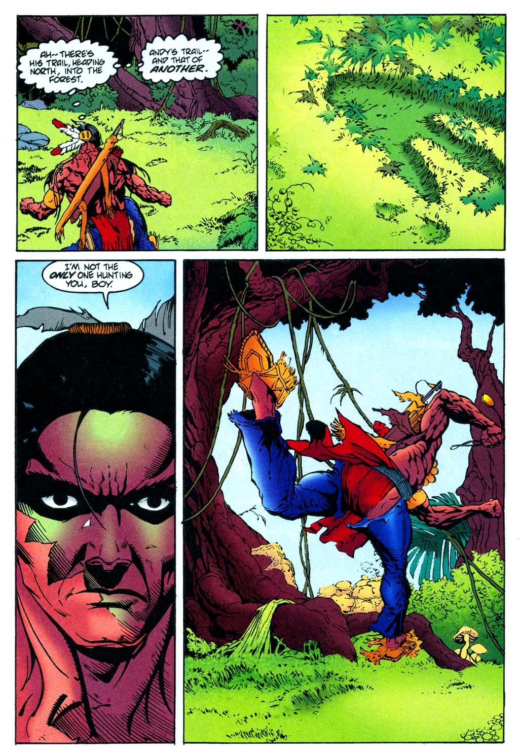 Read online Turok, Dinosaur Hunter (1993) comic -  Issue #47 - 8
