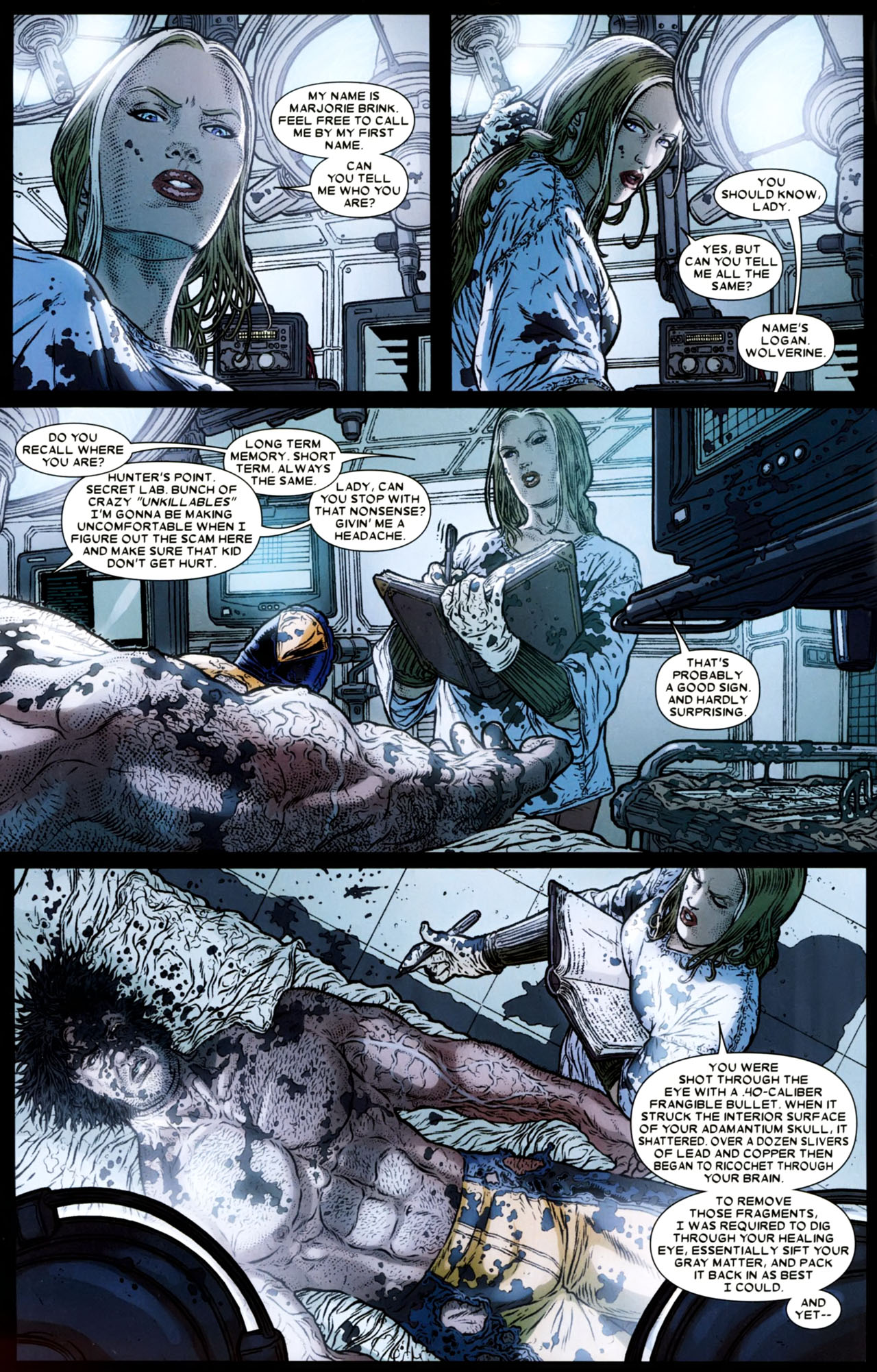 Read online Wolverine: The Best There Is comic -  Issue #4 - 3