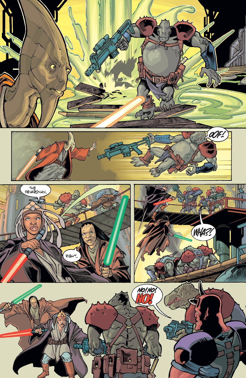 Read online Star Wars Legends: Rise of the Sith - Epic Collection comic -  Issue # TPB 1 (Part 5) - 3